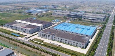 海安常安纺织科技园:打造创新型纺织产业高地