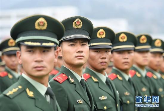 福建:推进新训工作 提升新兵素质