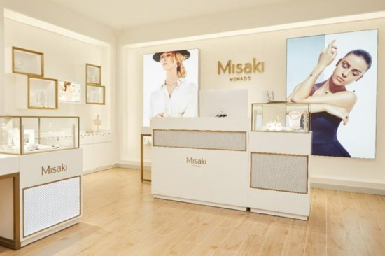 摩纳哥传奇珠宝品牌MISAKI入驻北京国贸 中国大陆首家精品店华美揭幕