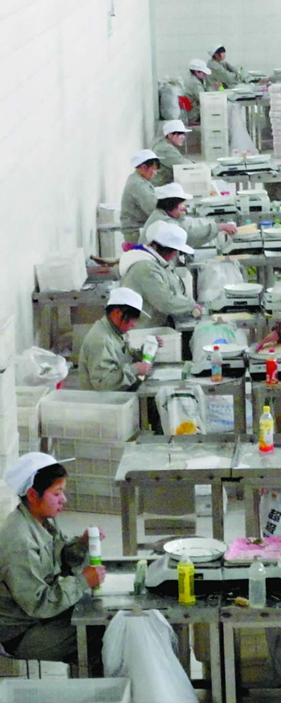 """徐州沛县发展工业经济 吸引外出人员""""回巢"""""""