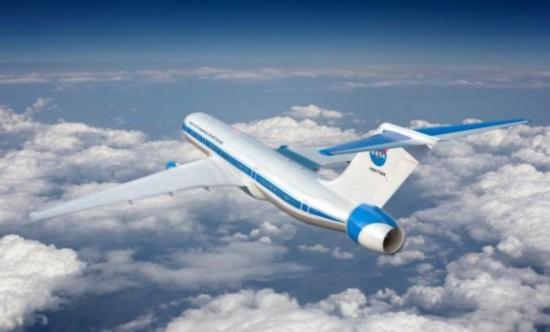 NASA开发新型喷气客机:能将流动空气生成动力