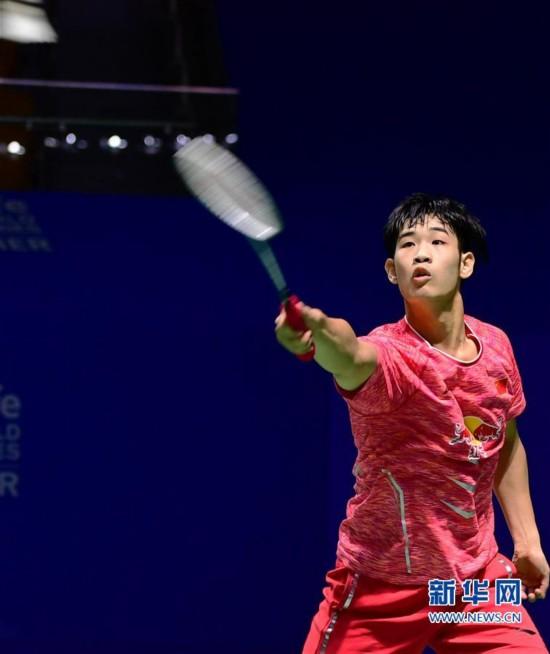 羽毛球――中国公开赛福州开赛