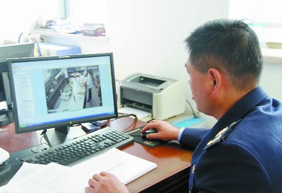 装上电子眼 徐州沛县打造食品安全电子监管平台