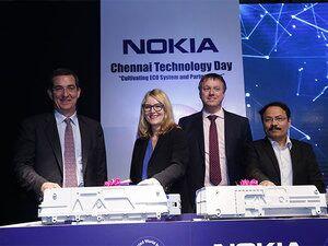 诺基亚COO:印度为诺基亚技术研发与制造中心