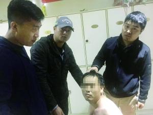 男子怀疑老婆卖淫 从重庆追到南京捅其三刀