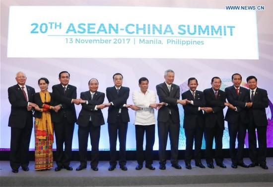 PHILIPPINES-CHINA-LI KEQIANG-ASEAN-MEETING