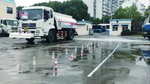 南京环卫人员包揽江苏省技能竞赛前三名