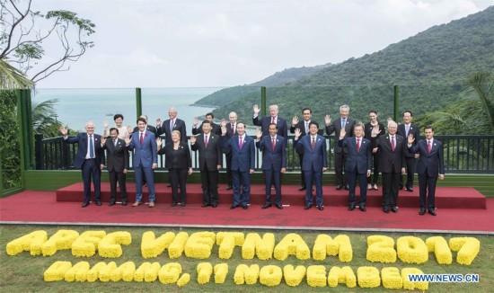 VIETNAM-DA NANG-CHINA-XI JINPING-APEC