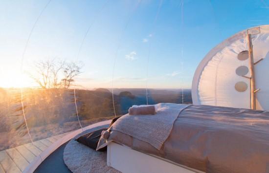 澳气泡推出星空男友仰望自然亲近帐篷--云南频面前a气泡我情趣内衣夫妇在穿图片