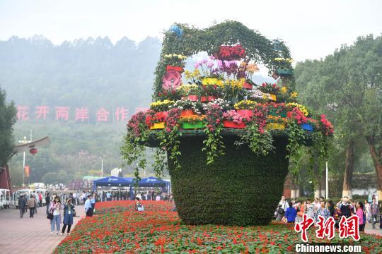 """两岸""""农博会・花博会""""福建漳州开幕"""