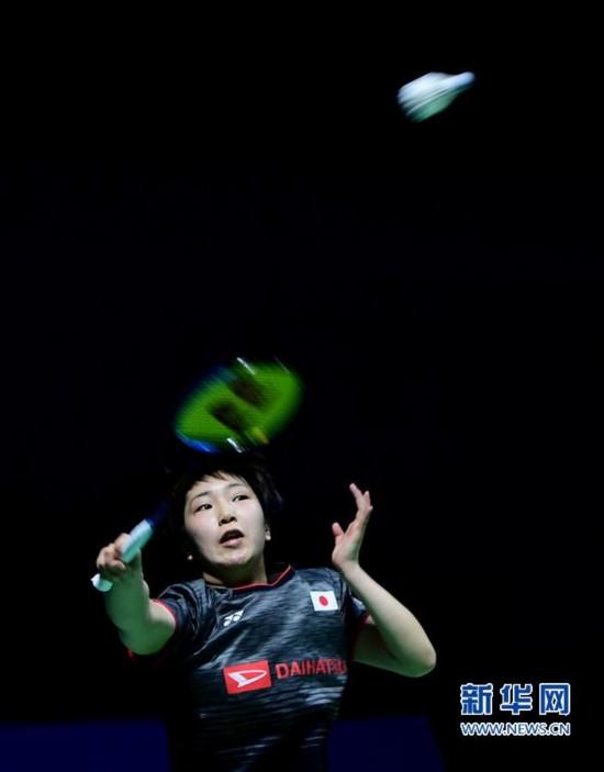 (体育)(2)羽毛球――2017中国公开赛:日本选手山口茜女单夺冠