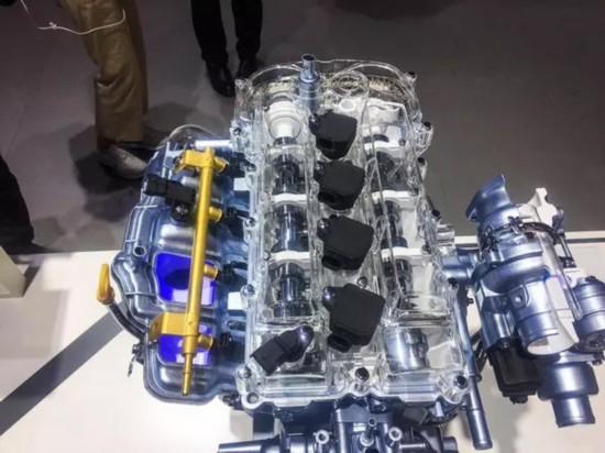 留给内燃机的时间不多了 广州车展六大黑科技-图11