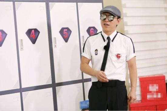 《极挑3》收官黄渤秀破冰大法 意外逆袭当董事长