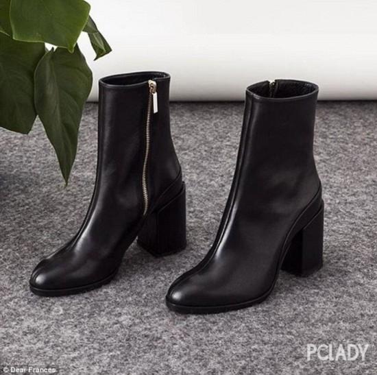 这些牌子的短靴令我找回了大冷天出门的勇气