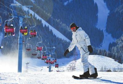 乌鲁木齐滑雪场陆续开业新疆冬春游拉开大幕