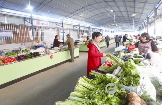 大丰新丰镇投入2000万元改造农贸市场、公园等