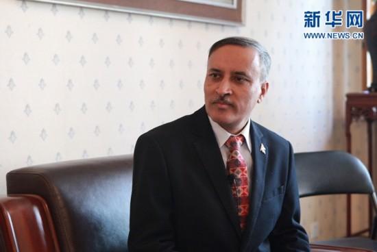 尼泊尔驻华大使:中国提出建设开放型世界经济将为世界