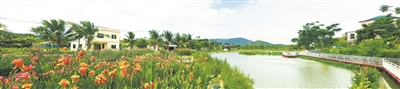 《三亚市幸福民生行动计划》综合整治生活污水