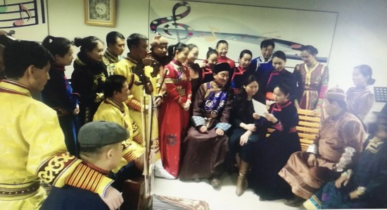 Xi's letter generates excitement among traveling troupes