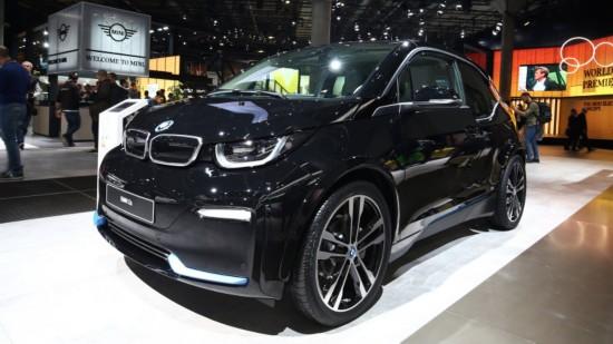 碰撞测试出问题 宝马将在美召回全部i3电动车