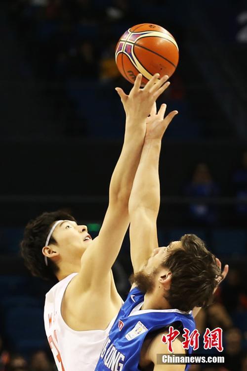 2019篮球世界杯亚洲区预选赛 中国队首场取得