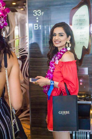 GERBE(格伯)赞助第67届世界小姐总决赛 印度小姐成功问鼎