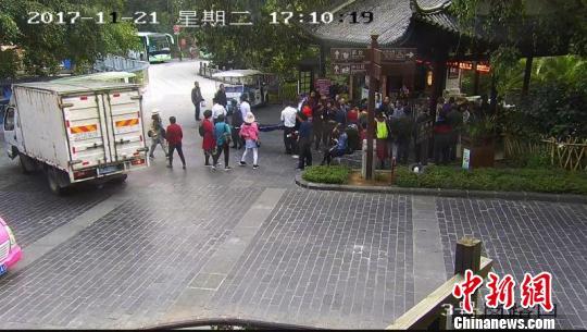 游客见义勇为救落水者景区:可终生免费游览