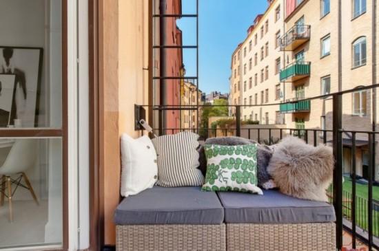 北欧宜家风格公寓设计