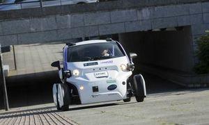 电动汽车,前瞻技术,英国无人驾驶汽车,福特自动驾驶汽车,无人驾驶监管