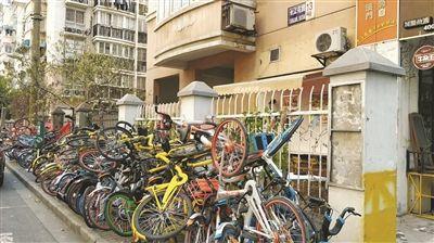 威尼斯人官网开户:南京共享单车有多少?44.9万辆!
