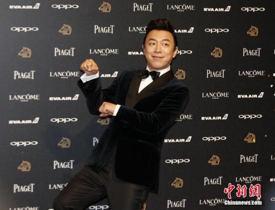 11月25日,第54届金马奖颁奖典礼在台北举行.曾摘得金马影帝桂冠