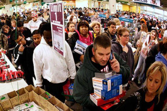 感恩节美国电商销量破15亿美元增长17%