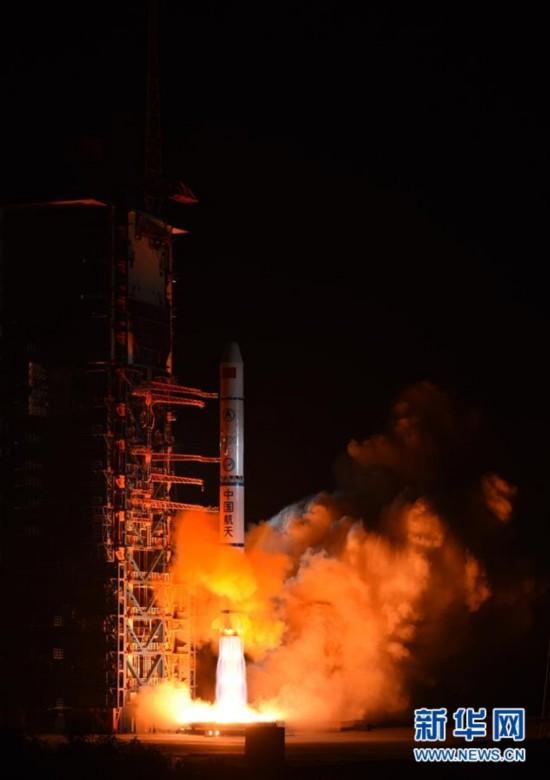 (科技)(2)我国成功发射遥感三十号02组卫星