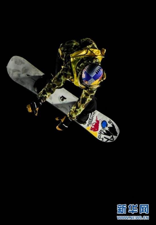 滑雪――2017沸雪大跳台世界杯闭幕