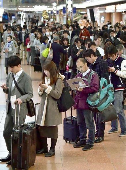 日本航空管制无线电故障 北海道空中交通一度大乱
