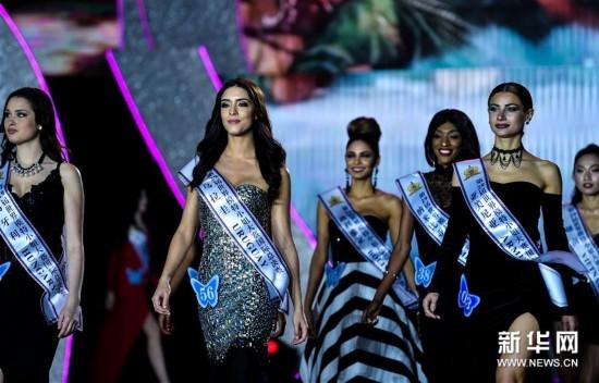 (文化)(5)乌克兰小姐摘得第29届世界模特小姐大赛桂冠