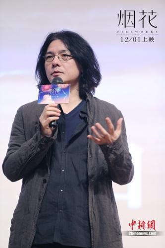 电影《烟花》原作者岩井俊二