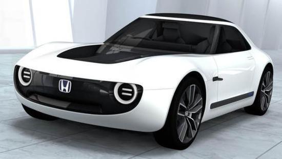 本田Urban EV概念车型