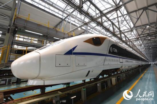 西成高铁开通进入倒计时 独家揭秘主力车型
