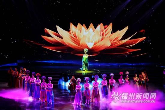 第四届丝绸之路国际电影节在福州开幕