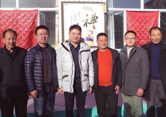 刘强东上任村长