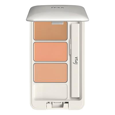 水润&光感 气色增进120%的血色感暖妆