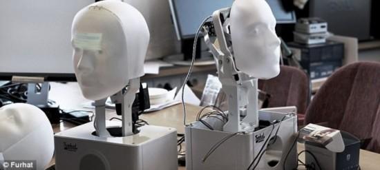 """瑞典研发社交机器人:称感觉自己""""活着"""""""