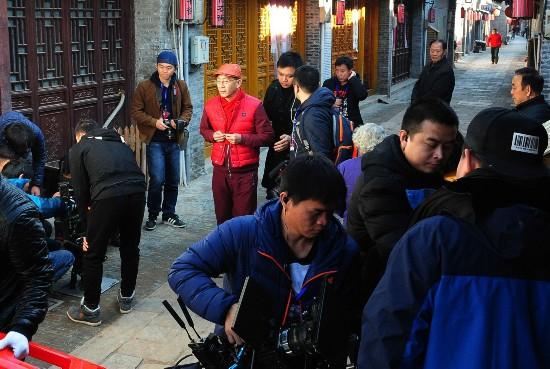 淮安区多处景点将在电影《财迷》中亮相