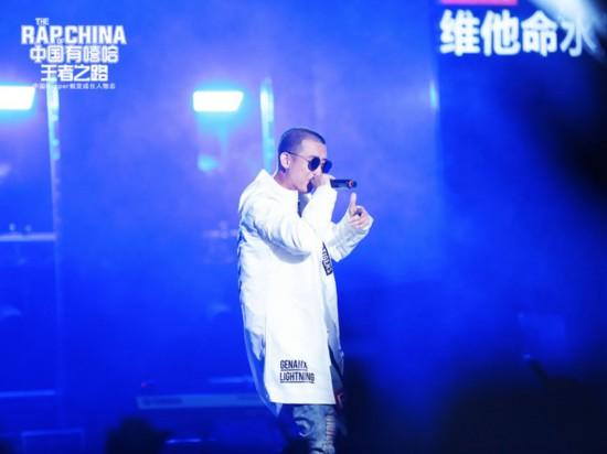 《中国有嘻哈》GAI立业后欲成家 首谈结婚日程