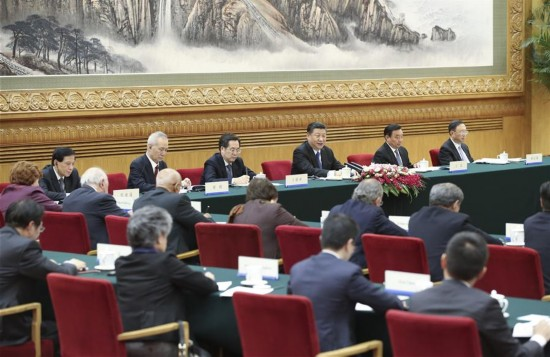CHINA-BEIJING-XI JINPING-FORUM-MEETING (CN)