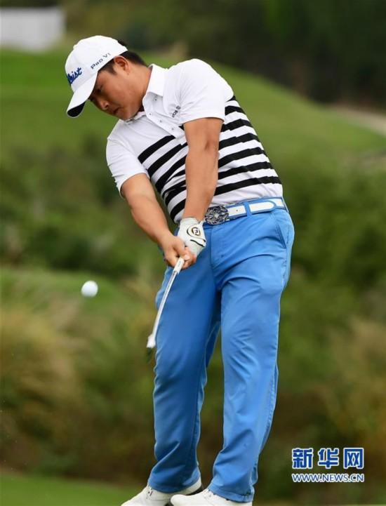 高尔夫――亚洲锦标赛厦门开赛