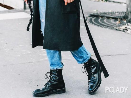 穿上马丁靴,让我们瞧瞧你的时髦功底!