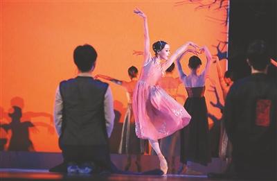 苏州芭蕾舞团欧洲巡演32天 小桥流水融入芭蕾