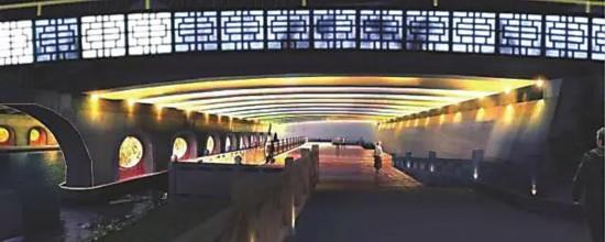 苏州环古城河金鸡湖将串联贯通 有望明年完工